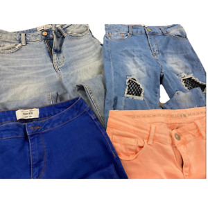 Wholesale Branded Clothing Job Lot Women's Used Grade A Summer Shorts Clearance