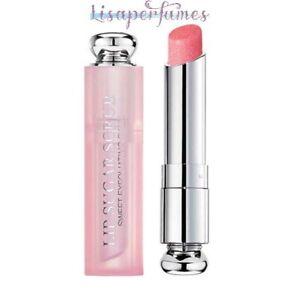 Christian Dior Addict Lip Sugar Scrub 001 Sheer Pink 0.12oz / 3.5g NIB
