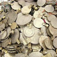 100 real COINS Tribal Belly Dance Kuchi MIXED
