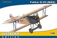 EDK84156 Eduard Weekend 1:48 - Fokker D.VII Mag Maqueta de Plástico en Kit