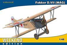 Edk84156 Eduard fin de semana 1:48 - Fokker D Vii Mag Plastic Model Kit