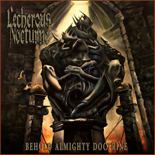 LECHEROUS NOCTURNE (US) – Behold Almighty Doctrine CD 2013 (Blackened Death)