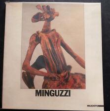LUCIANO MINGUZZI - MOSTRA FERRARA 1986 MAZZOTTA- B5