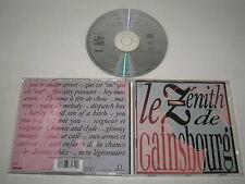SERGE GAINSBOURG/LE ZENITH DE GAINSBOURG(PHILIPS/838 162-2)CD ALBUM