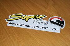 Marco Simoncelli Sticker