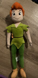 Walt Disney | Peter Pan | Neverland | Plush Soft Toy | Large 55cm Tall | RARE