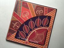 Le Carre Hermes Spring Summer 2012 Scarf Catalog Booklet Geometrie Cretoise
