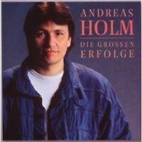 "ANDREAS HOLM ""DIE GROSSEN ERFOLGE"" CD NEU SCHLAGER"