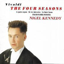 Nigel Kennedy - Vivaldi (The Four Seasons) (1989 CD Album)
