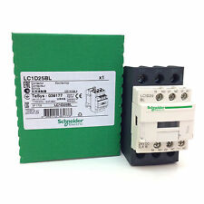 Contactor LC1D25BL Schneider 11kW 24VDC 036177