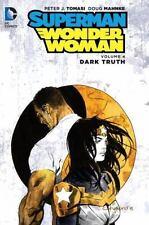 SUPERMAN WONDER WOMAN HC VOL 4 DARK TRUTH DC Comics SEALED**