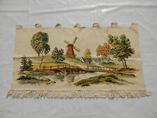 Vintage French Beautiful Scene Tapestry 134X69cm (T895)