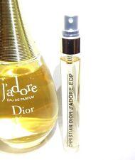 Christian Dior J'adore Eau de Parfum 10ml Travel Sample Spray 0.33oz EDP Jadore