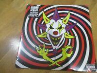 Insane Clown Posse - The Mighty Death Pop 2 x LP Vinyl Album Limited ICP RECORD