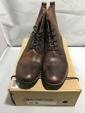 Shoe the Bear Mens Walker AW13-M02 Ankle Boots Brown Size 11.5