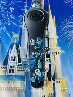 Disney Parks HAUNTED MANSION Hitchhiking Ghosts Magic Band Magicband BLACK