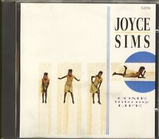 JOYCE SIMS - come into my life   RARE GERMANY CD 1988