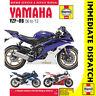 [5544] Yamaha YZF-R6 599cc 2006-2013 Haynes Workshop Manual
