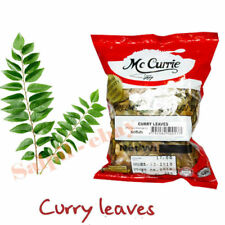 Dried Curry Leaves 25g - 100% Organic (ISO 2200 & Food Safety Certified)