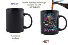 Guardians of the Galaxy - DJ Groot - Magic Morhping Novelty Mug
