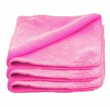 Set of 3 Quicksorb Ultra Compact Absorbent and Fast Drying Hand Towel (Pink)