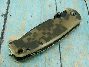 HEST DPX RYP 2.0 LION STEEL ITALY DIGI CAMO TACTICAL FOLDER POCKET KNIFE KNIVES
