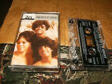 The Best Of Diana Ross & The Supremes Cassette,Used,Canada.