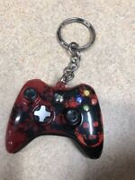 Gears of War 2 Game Store Xbox 360 Controller Keychain 2006 EB RARE