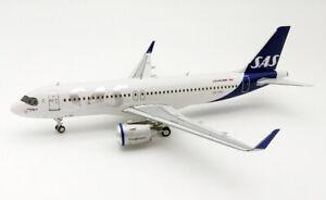 INFLIGHT 200 IF320NSK0120 1/200 SCANDINAVIAN AIRLINES SAS A320 REG: SE-ROJ W/STD