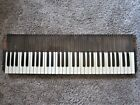 Full Set Antique Piano Keys Victorian Parlor Pump Reed Organ Keyboard Parts ART!