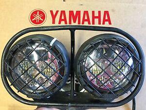 90-04 Yamaha Warrior 350 LED Faros Conversión Kit- Par! - yfm350
