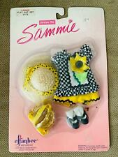 """Effanbee Doll Sammie Dress Me Outfit New in Packaging Play Suit Set 8"""" #V512"""