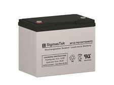 Electric Mobility Cycle Chair Replacement Battery - 12V 75AH IT SLA Battery