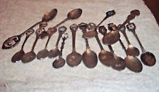 Collectors Spoons-  Assorted lot of 16 differant spoons