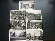 Real Photographic (RP) Collectable British Postcard Sets