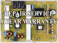 Repair Service Samsung Power Supply BN44-00445A for PN59D550C1FXZA