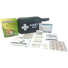 Steroplast Medical incidente UFFICIO CASA indispensabile kit di primo soccorso Custodia