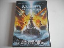 DVD NEUF - U.S.S. IOWA LA DERNIERE MISSION  - ZONE 2