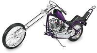 Revell Tom Daniel Grim Reaper Chopper 1/8 scale motorcycle model kit new 7541