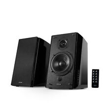 Edifier R2000DB Powered Bluetooth Bookshelf Speakers - Optical Input - Black