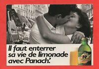Carte publicitaire - PANACH'  (J5875)