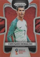Panini Refractor Soccer Trading Cards