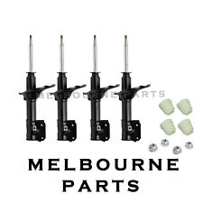 HYUNDAI EXCEL X3 FRONT & REAR  GAS STRUT SHOCK ABSORBERS 06/97-06/2000 nb