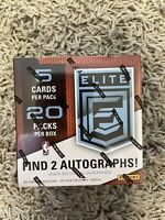 2019-20 Panini Donruss Elite NBA Basketball Hobby Box - Brand New - Ships Fast!!