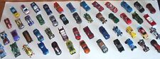 Die Cast Vehicles Lot Of 50 Hot Wheels Matchbox Other Sport Race Car Truck (1A)