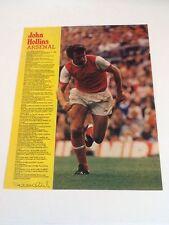 Arsenal Surname Initial H Football Prints