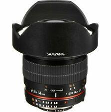 Samyang SY14M-C 14mm f/2.8 ED ASP IF UMC MF Lens for Canon EF