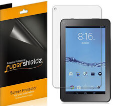 3XSupershieldz HD Clear Screen Protector For DigiLand 7 inch Tablet (DL701Q)