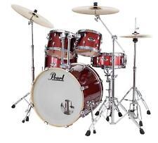 """Pearl Export EXX725SBR/C704 Schlagzeug Drumset 22"""" Bass Drum Becken Hardware Set"""