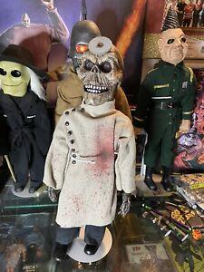puppet master replica 1:1 dr death figure blade torch six shooter